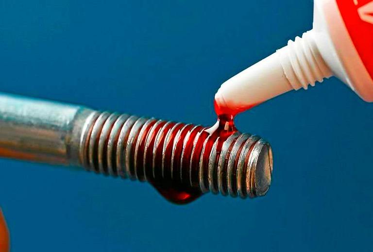 Резьбовой клей-фиксатор для болтов