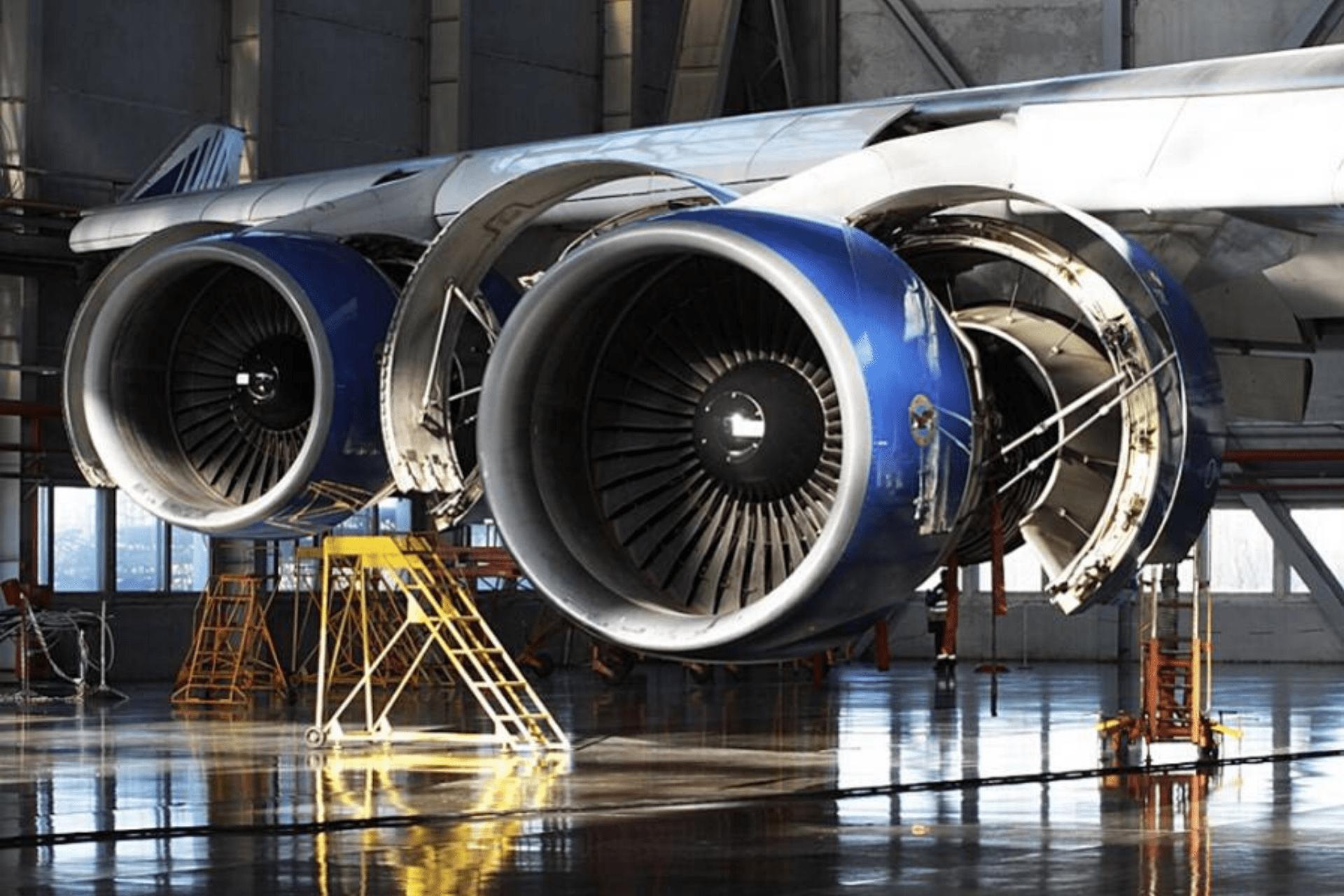 Решения для производителей комплектующих для авиатранспорта от ЗАКРЕПИМ!