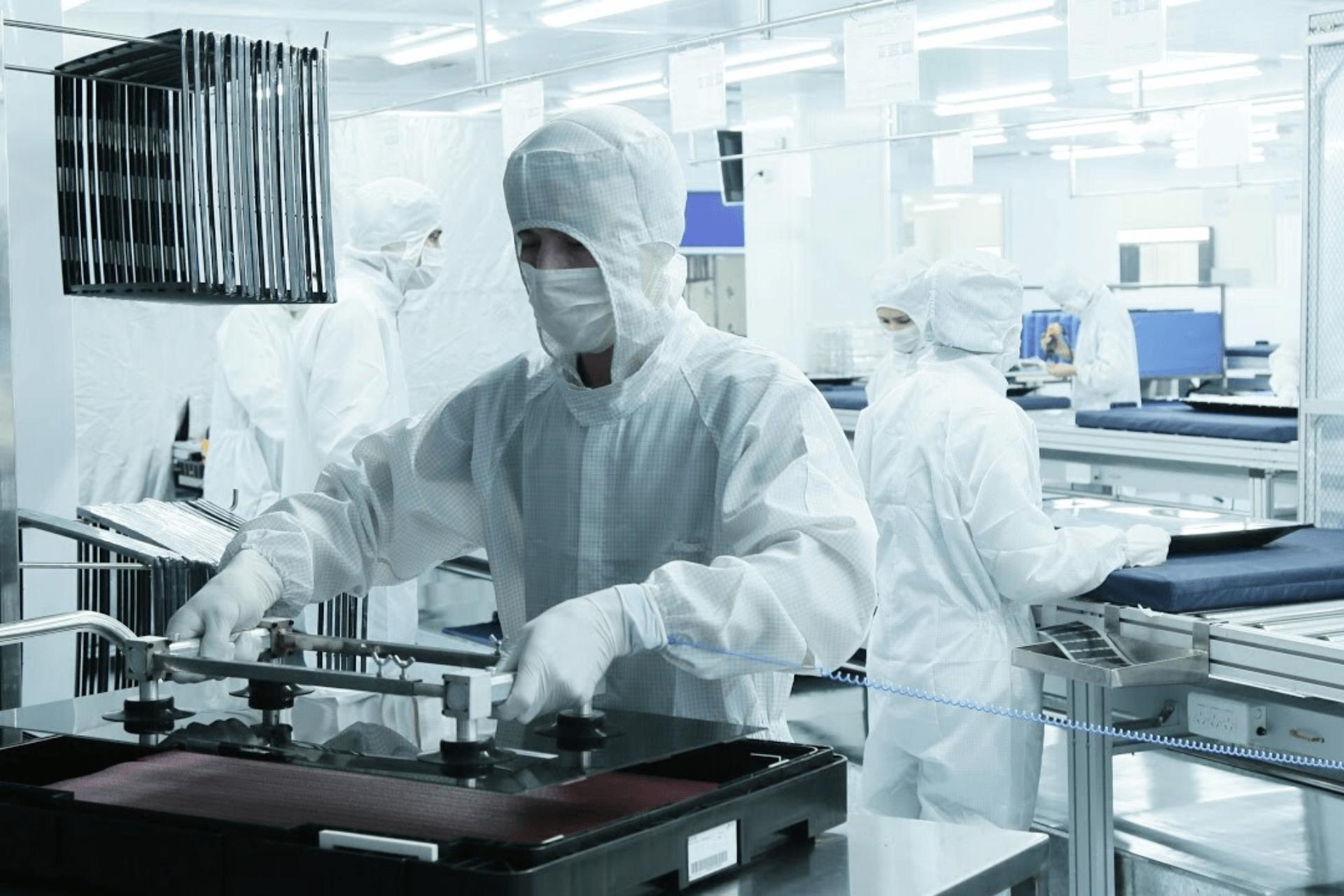 Решение в производстве бытовой техники от компании ЗАКРЕПИМ!